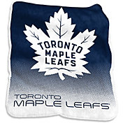 Toronto Maple Leafs Raschel Throw