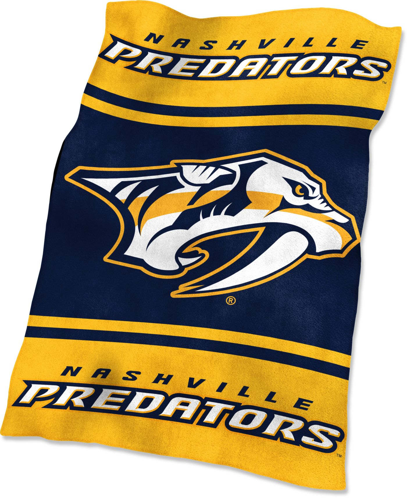 Nashville Predators Ultrasoft Blanket