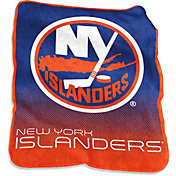 New York Islanders Raschel Throw