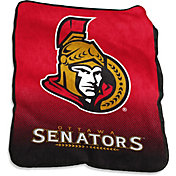 Ottawa Senators Raschel Throw