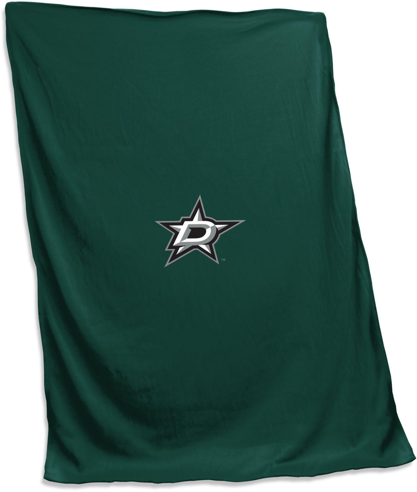 Dallas Stars Sweatshirt Blanket