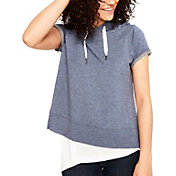 Lolë Women's Annelise Hooded Short Sleeve Shirt
