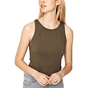 Lolë Women's Baila Crop Tank Top