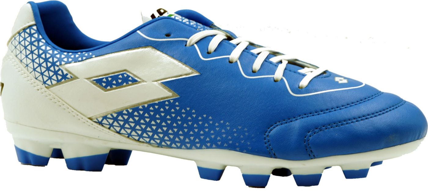 Lotto Men's Spider 700 XV FG Soccer Cleats