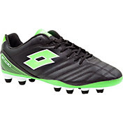 Lotto Men's Stadio 300 FG Soccer Cleats