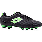 Lotto Men's Stadio 300 II FG Soccer Cleats