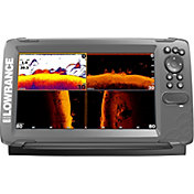 Lowrance Hook2-9 TripleShot GPS Fish Finder with US Inland Maps (000-14301-001)