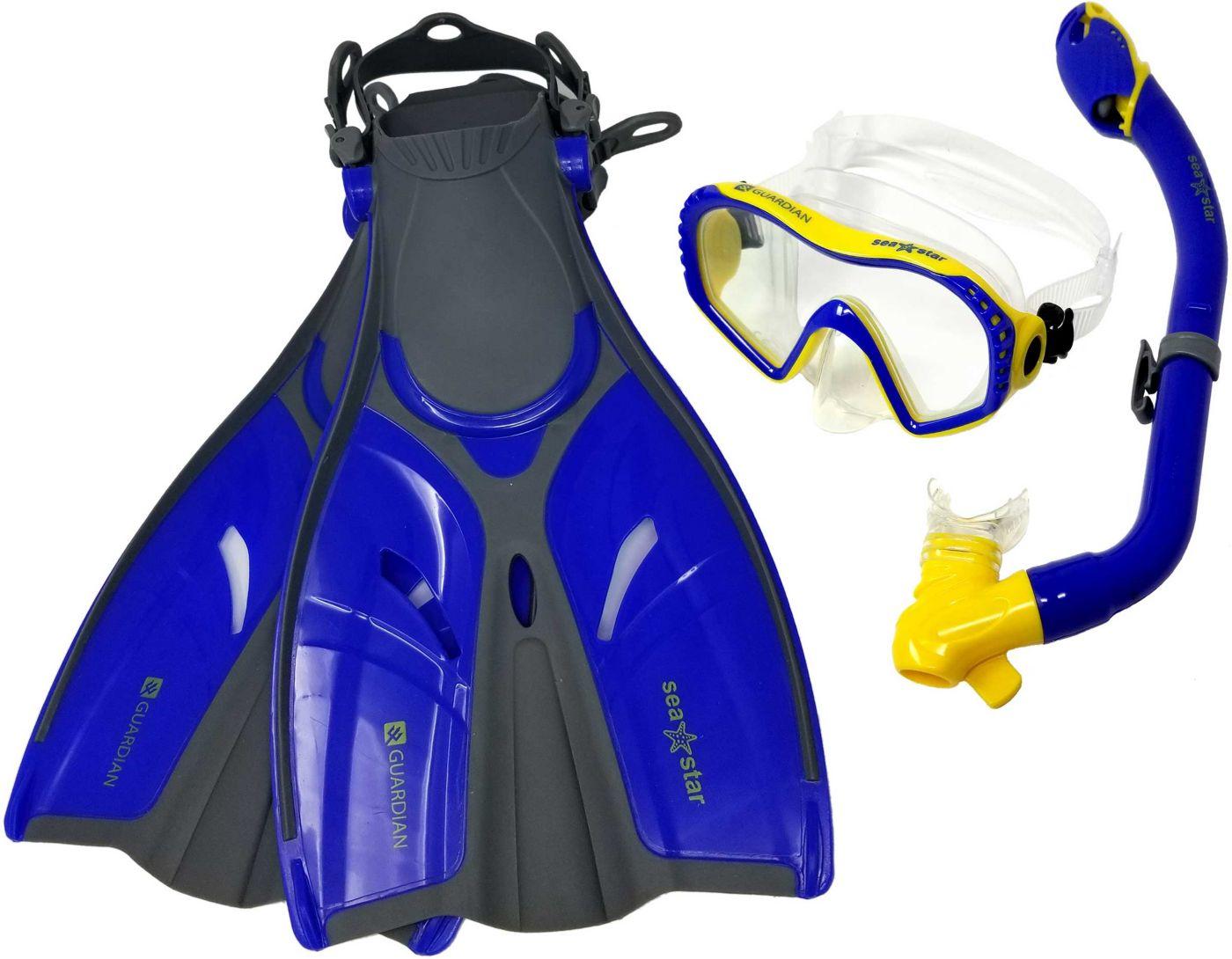 Guardian Sea Star Youth Snorkeling Set
