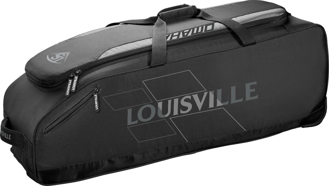 Louisville Slugger Omaha Rig Wheeled Baseball Bag