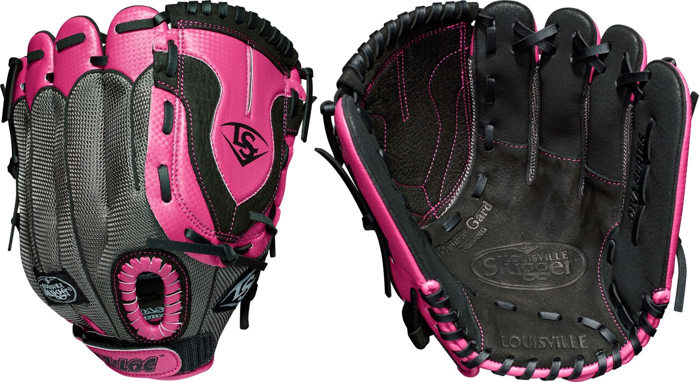 Louisville Slugger Youth 11'' Diva Fastpitch Glove 2019