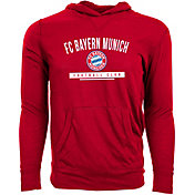 Levelwear Men's Bayern Munich Armstrong Red Hoodie