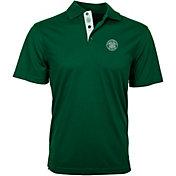 Levelwear Men's Celtic FC Omaha Icon Green Polo