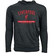 Levelwear Men's Liverpool Armstrong Black Hoodie