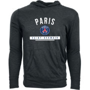 Levelwear Men's Paris Saint-Germain Armstrong Black Hoodie