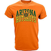 Levelwear Men's Arizona Hotshots Performance Arch Orange T-Shirt