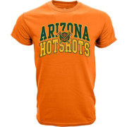Levelwear Men's Arizona Hotshots Performance Arch Orange T-Shirt
