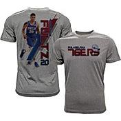 Levelwear Men's Philadelphia 76ers Markelle Fultz Breakaway Grey T-Shirt