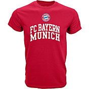 Levelwear Youth Bayern Munich Arch Red Performance T-Shirt