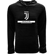 Levelwear Youth Juventus Anchor Black Heathered Hoodie
