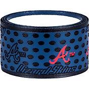Lizard Skins Dura Soft MLB 1.1mm Bat Grip in Atlanta Braves