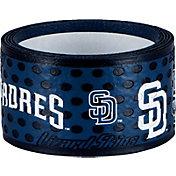 Lizard Skins Dura Soft MLB 1.1mm Bat Grip in San Diego Padres