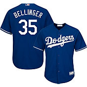 Boys' Replica Los Angeles Dodgers Cody Bellinger #30 Alternate Royal Jersey
