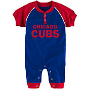Majestic Newborn Chicago Cubs Onesie