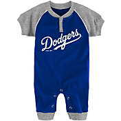 Majestic Newborn Los Angeles Dodgers Onesie