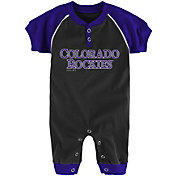 Majestic Newborn Colorado Rockies Onesie