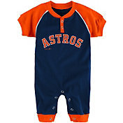 Majestic Newborn Houston Astros Onesie