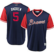 "Majestic Men's Atlanta Braves Freddie Freeman ""Andrew"" MLB Players Weekend Jersey"
