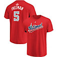 Majestic Men's 2018 National League Freddie Freeman Home Run Derby T-Shirt