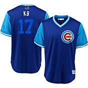 "Majestic Men's Chicago Cubs Kris Bryant ""KB"" MLB Players Weekend Jersey"
