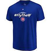 Majestic Men's Chicago Cubs 2018 MLB Postseason Royal T-Shirt