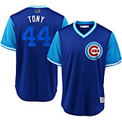 "Majestic Men's Chicago Cubs Anthony Rizzo ""Tony"" MLB Players Weekend Jersey"