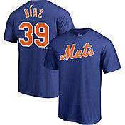 Majestic Men's New York Mets Edwin Diaz #39 Royal T-Shirt