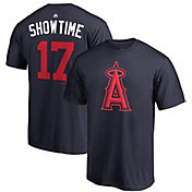 "Majestic Men's Los Angeles Angels Shohei Ohtani ""Showtime"" MLB Players Weekend T-Shirt"