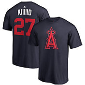 "Majestic Men's Los Angeles Angels Mike Trout ""Kiiiiid"" MLB Players Weekend T-Shirt"