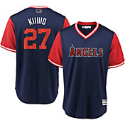 "Majestic Men's Los Angeles Angels Mike Trout ""Kiiiiid"" MLB Players Weekend Jersey"