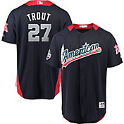 Majestic Men's 2018 American League Mike Trout Home Run Derby Cool Base Jersey