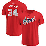 Majestic Men's 2018 National League Bryce Harper Home Run Derby T-Shirt