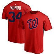 "Majestic Men's Washington Nationals Bryce Harper ""Mondo"" MLB Players Weekend T-Shirt"