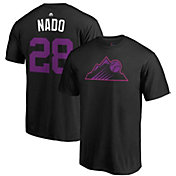 "Majestic Men's Colorado Rockies Nolan Arenado ""Nado"" MLB Players Weekend T-Shirt"