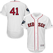 Product Image · Majestic Men s 2018 World Series Champions Authentic Boston  Red Sox Chris Sale Flex Base Home White bf293740b