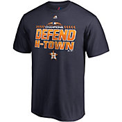 Majestic Men's Houston Astros 2018 AL West Division Champions Navy T-Shirt