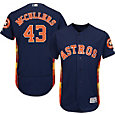 Majestic Men's Authentic Houston Astros Lance McCullers #43 Flex Base Alternate Navy On-Field Jersey