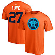 "Majestic Men's Houston Astros Jose Altuve ""Tuve"" MLB Players Weekend T-Shirt"