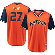 "Majestic Men's Houston Astros Jose Altuve ""Tuve"" MLB Players Weekend Jersey"
