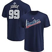 Majestic Men's 2018 American League Aaron Judge Home Run Derby T-Shirt