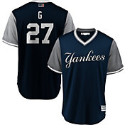 "Majestic Men's New York Yankees Giancarlo Stanton ""G"" MLB Players Weekend Jersey"